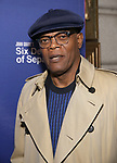 Samuel L Jackson attends the Opening Night Performance of 'Six Degrees Of Separation' at the Barrymore Theatre on April 25, 2017 in New York City.