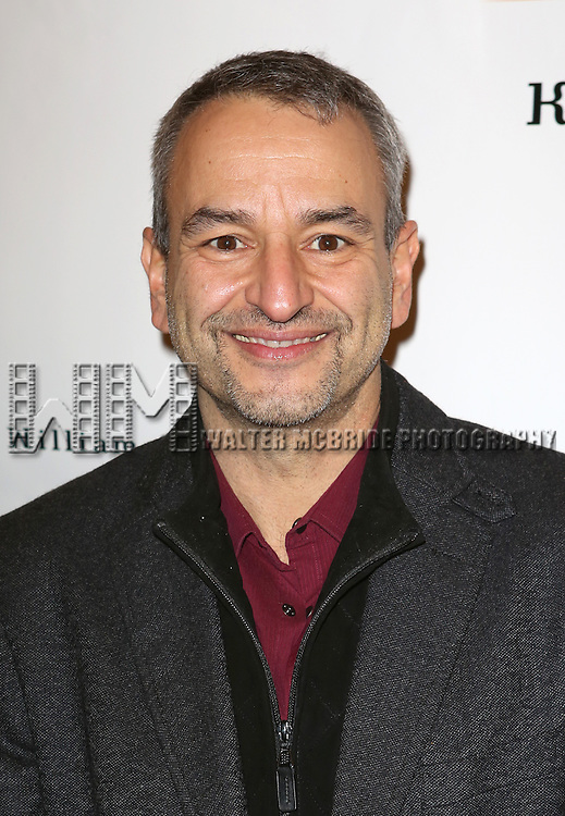 Joe DiPietro attends the Broadway Opening Night Performance of 'Twelfth Night' at the Belasco Theatre on November 10, 2013 in New York City.
