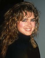 #BrookeShields 1988<br /> Photo By John BarrettPHOTOlink.net
