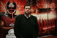 PORTO ALEGRE, RS,17.06.2016 - GIGANTE BOWL - Vice-Presidente de Administração: Alexandre Silveira Limeira falou na coletiva de imprensa na noite desta Sexta-feira. (Foto: Naian Meneghetti /Brazil Photo Press)