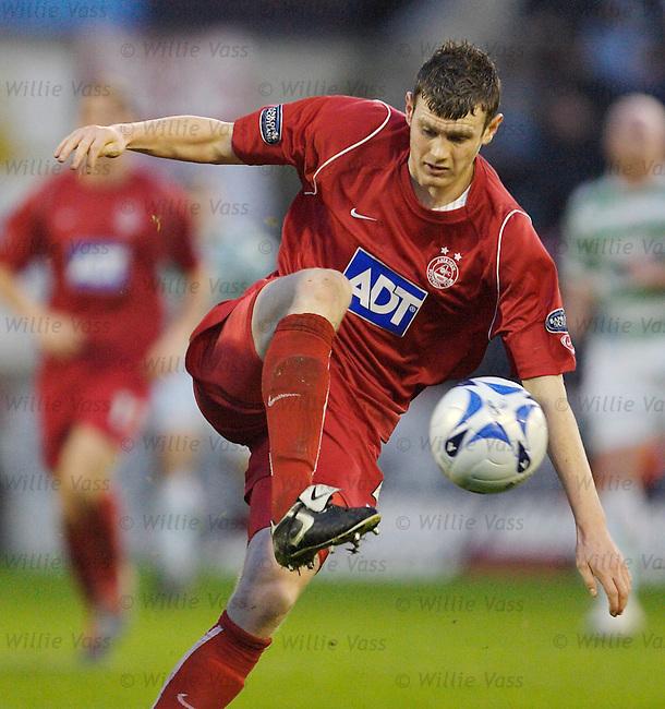 Zander Diamond, Aberdeen.stock season 2005-2006.pic willie vass