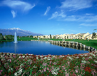 Pete Dye Golf Course at the Westin Mission Hills Resort, Rancho Mirage near Palm Springs, California
