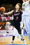 Maya Kawahara (Antelopes), MARCH 19, 2013 - Basketball : The 14th Women's Japan Basketball League Playoffs Final Game #4 between Toyota Antelopes 61-72 JX Sunflowers at 2nd Yoyogi Gymnasium, Tokyo, Japan. (Photo by AFLO SPORT) [1156]