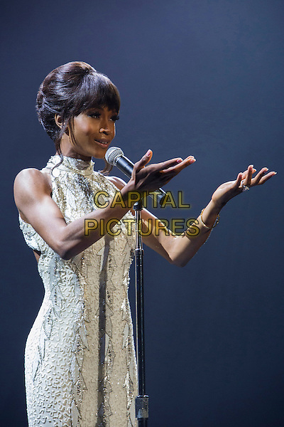 Yaya DaCosta <br /> in Whitney (2015) <br /> *Filmstill - Editorial Use Only*<br /> CAP/FB<br /> Image supplied by Capital Pictures