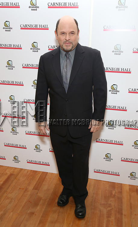 Jason Alexander attends The Children's Monologues at Carnegie Hall on November 13, 2017 in New York City.