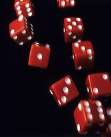 ROLLING DICE<br /> Probability theory illustrated with rolling dice<br /> Probability theory seeks to express random phenomena in mathematical terms.