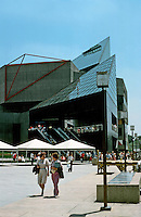 Baltimore:  #11.  Inner Harbor--National Aquarium 1979-89. Architects, Cambridge Seven.  Photo '85.
