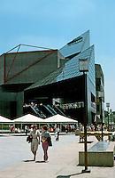 Baltimore:  #11.  Inner Harbor--National Aquarium 1979-89. Architects, Cambridge Seven.  Photo '85.