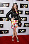 "WESTWOOD, CA. - January 29: Actress Ashley Greene arrives at the Los Angeles Premiere of ""Push"" at the Mann Village Theater on January 29, 2009 in Westwood, California."
