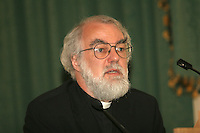 Dr. Rowan Williams Lecture