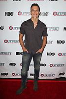 "11 July 2017 - West Hollywood, California - Cheyenne Jackson. ""Hello Again"" 2017 Outfest Los Angeles LGBT Film Festival Screening. Photo Credit: F. Sadou/AdMedia"