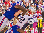 2014-10-12 NFL: New England Patriots at Buffalo Bills