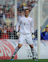 Fussball Bundesliga Saison 2011/2012 Vorbereitung FC Carl Zeiss Jena - FC Bayern Muenchen Manuel NEUER (FCB).