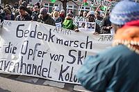 2016/02/27 Berlin | Afrika-Gedenkmarsch