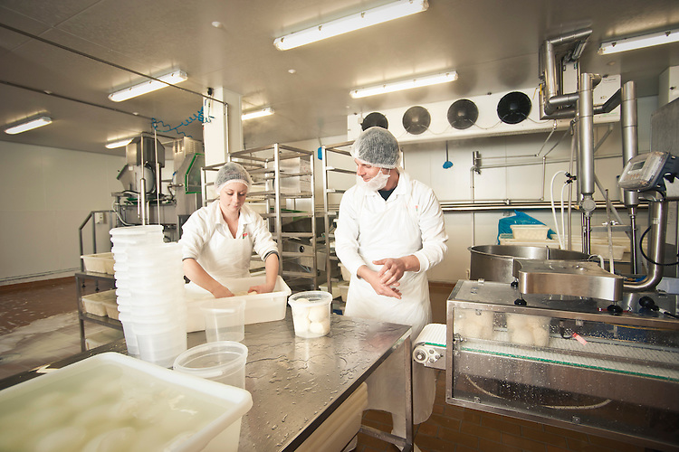 Le Casa Del Formaggio soft cheese production Adelaide South Australia