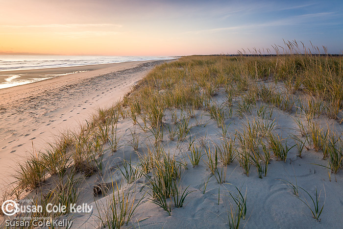 Sunrise at Coast Guard Beach, Eastham, Cape Cod National Seashore, MA