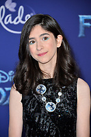"LOS ANGELES, USA. November 08, 2019: Maeve Press at the world premiere for Disney's ""Frozen 2"" at the Dolby Theatre.<br /> Picture: Paul Smith/Featureflash"