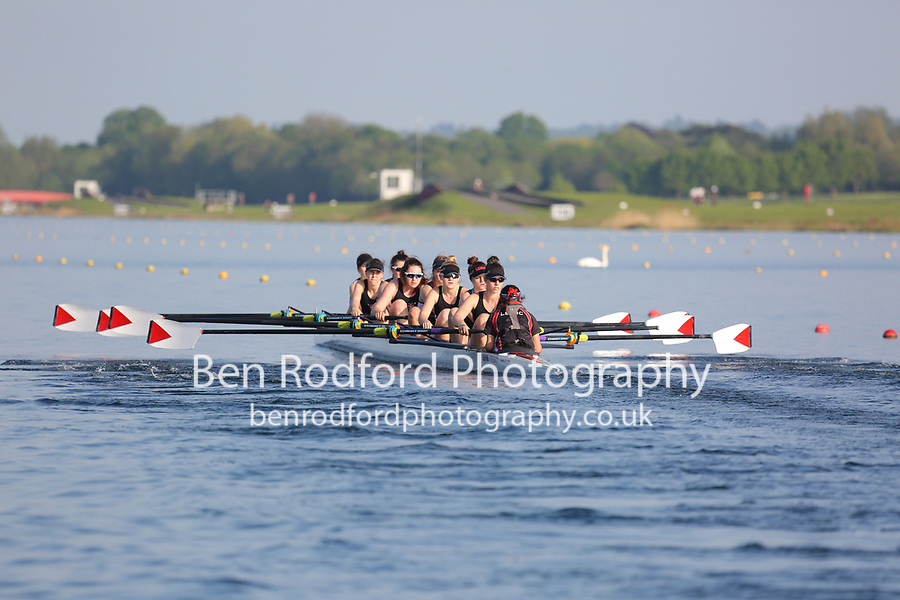 Race: 108  Event: W Challenge 8+  Final<br /> <br /> Wallingford Regatta 2018<br /> <br /> To purchase this photo, or to see pricing information for Prints and Downloads, click the blue 'Add to Cart' button at the top-right of the page.