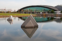 d'Coque:  national sporting and cultural center in Luxembourg