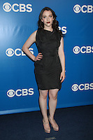 Kat Dennings at the 2012 CBS Upfront at The Tent at Lincoln Center on May 16, 2012 in New York City. © RW/MediaPunch Inc.