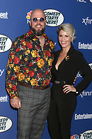 LOS ANGELES - SEP 16:  Chris Sullivan, Rachel Sullivan at the NBC Comedy Starts Here Event at the NeueHouse on September 16, 2019 in Los Angeles, CA