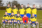 Cedar Galaxy Team Front Left to Right -  Darragh O'Regan, Ronan Walsh, David Mc Sweeney, Paul Murphy, Dwayne Griffin, Back Left to Right -  Ger Foley, Pa Murphy, Owen Kerrisk, Mark Murphy, Tadgh Ryan