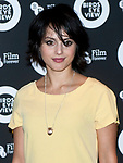 Amrita Acharia at the Opening night gala of 'In Bloom' at the BFI Southbank, London, England  photo by Brian Jordan