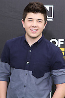 SANTA MONICA, CA, USA - FEBRUARY 15: Bradley Steven Perry at the 4th Annual Cartoon Network Hall Of Game Awards held at Barker Hangar on February 15, 2014 in Santa Monica, California, United States. (Photo by David Acosta/Celebrity Monitor)