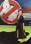 Annie Potts arriving at the Los Angeles premiere of Ghostbusters held at the TCL Chinese Theatre on July 9, 2016.