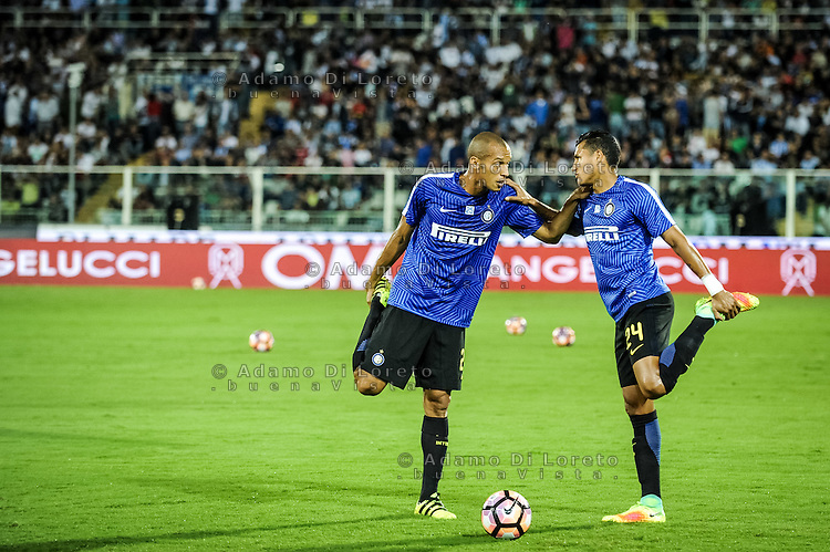 Murillo Jeison (Inter) during the Italian Serie A football match Pescara vs SSC Inter on September 11, 2016, in Pescara, Italy. Photo by Adamo DI LORETO