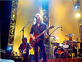 TOM PETTY (October 20, 1950 – October 2, 2017) - performing live in 2002.  Photo credit: Gema Archive/IconicPix