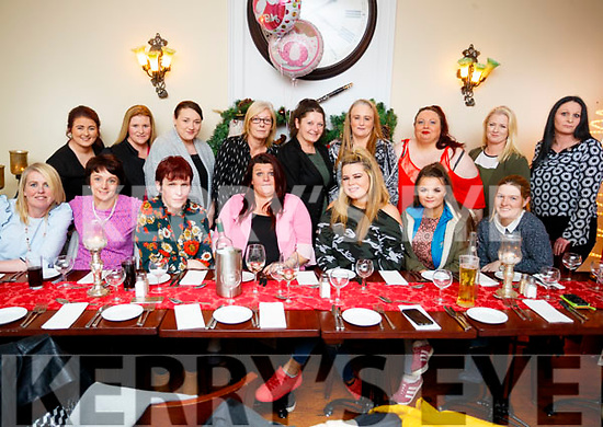 Jen Sweeney, Connolly Park, Tralee, who celebrated her Baby Shower with family and friends at the Denny Lane restaurant, Tralee on Friday night last.