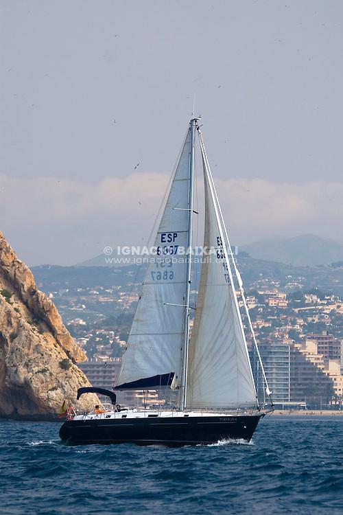ESP6867 ARTS.JOSEP.VICENT.PEREZ.GLADIATOR.YATCHING SL .XX Trofeo Peñón de Ifach, Calpe-Formentera-Calpe - 5,6 y 7 de Junio de 2008 - Real Club Náutico de Calpe, Calpe, Alicante, Spain - Cruceros