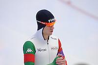 SPEED SKATING: INZELL: 04-12-2015, Max Aicher Arena, ISU World Cup, Team Italy, ©foto Martin de Jong