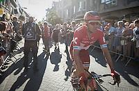 Alexander Kristoff (NOR/Katusha) after finishing<br /> <br /> 12th Eneco Tour 2016 (UCI World Tour)<br /> Stage 6: Riemst › Lanaken (185km)