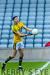 Nelu O'Doherty Kerry in action against  Louth in the All Ireland Minor Football Quarter Finals at O'Moore Park, Portlaoise on Saturday.