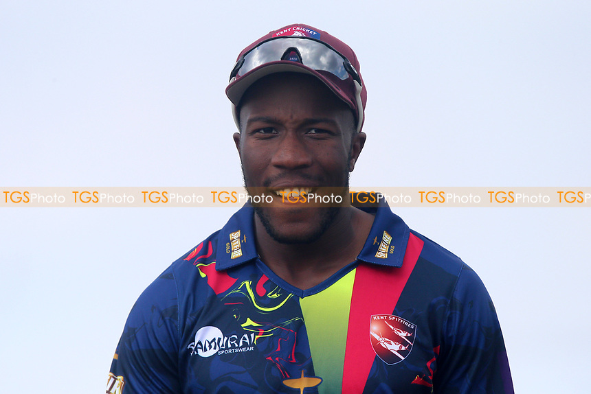 Daniel Bell-Drummond of Kent during Kent Spitfires vs Essex Eagles, NatWest T20 Blast Cricket at The County Ground on 9th July 2017