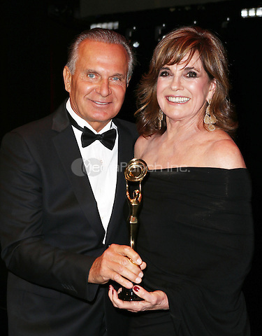 Hollywood, CA - February 19: Andrew Ordon, Linda Gray, At 3rd Annual Hollywood Beauty Awards_Show, At Avalon Hollywood In California on February 19, 2017. Credit: Faye Sadou/MediaPunch