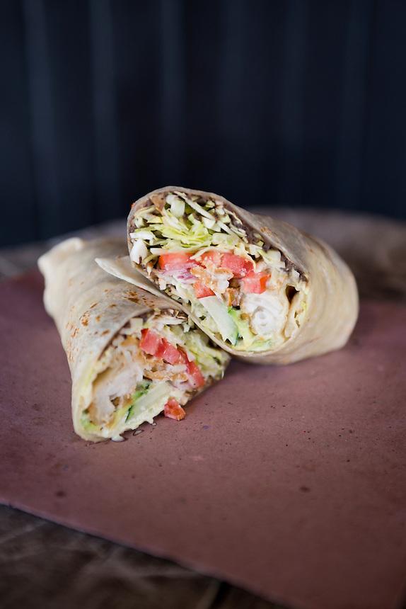 Burrito del Mar.