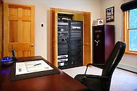 Home Office Closet Storage