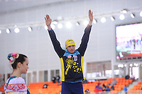 SPEEDSKATING: SOCHI: Adler Arena, 21-03-2013, Essent ISU World Championship Single Distances, Day 1, © Martin de Jong