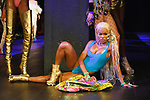 Teyana Taylor at The Blonds Spring Summer 2018