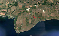 BNPS.co.uk (01202 558833)<br /> Pic: GoogleMaps<br />  <br /> The village sits at the heart of the spectacular Jurassic coast.<br /> <br /> Nine discounted homes have been built in one of the worst areas of the country for affordable housing, bringing fresh hope to local first-time buyers.<br /> <br /> The properties are being offered for sale at 75 per cent of the market price with a strict covenant in place that they can only be sold locals.<br /> <br /> And when the time comes for the owners to sell them on, the asking price must also be 25 per cent less than their true value.<br /> <br /> The properties have been built in the so-called ghost village village of Worth Matravers on the picturesque Isle of Purbeck in Dorset.<br /> <br /> Sixty per cent of the 180 houses in the village belong to second homeowners and lay empty most of the time.