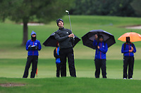 Matthew Jordan (ENG) on the 5th fairway during Round 4 of the Challenge Tour Grand Final 2019 at Club de Golf Alcanada, Port d'Alcúdia, Mallorca, Spain on Sunday 10th November 2019.<br /> Picture:  Thos Caffrey / Golffile<br /> <br /> All photo usage must carry mandatory copyright credit (© Golffile | Thos Caffrey)