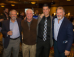 A photograph taken during the 35th Annual Bobby Dolan Baseball Dinner in the Reno Ballroom on Thursday, January 17, 2019.
