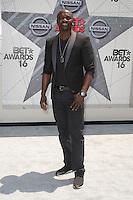 LOS ANGELES, CA - JUNE 26: Akon at the 2016 BET Awards at the Microsoft Theater on June 26, 2016 in Los Angeles, California. Credit: David Edwards/MediaPunch