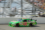 17 August 2008: Kyle Busch races in the 3M Performance 400 at Michigan International Speedway, Brooklyn, Michigan, USA.