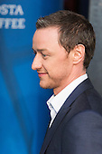 London, UK. 9 May 2016. Actor James McAvoy attends the X-Men: Apocalypse - Global Fan Screening at the BFI Imax cinema in London.