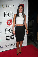 NEW YORK, NY - FEBRUARY 6: Jessica Caban attends EQ Enterprises presents the Official NY Fashion Week Kickoff Party® along with Instinct Magazine and Lifebeat, Music Fights HIV/AIDS on Wednesday February 6th, 2013 in New York City. © Diego Corredor/MediaPunch Inc. ..... /NortePhoto