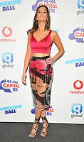 Dakta (Sophie Elton) at the Capital FM Summertime Ball 2018, Wembley Stadium, Wembley Park, London, England, UK, on Saturday 09 June 2018.<br /> CAP/CAN<br /> &copy;CAN/Capital Pictures